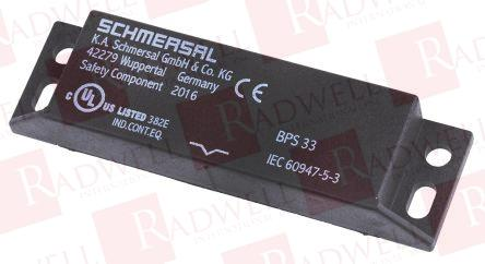 Bps33 By Schmersal Buy Or Repair At Radwell Radwell Com