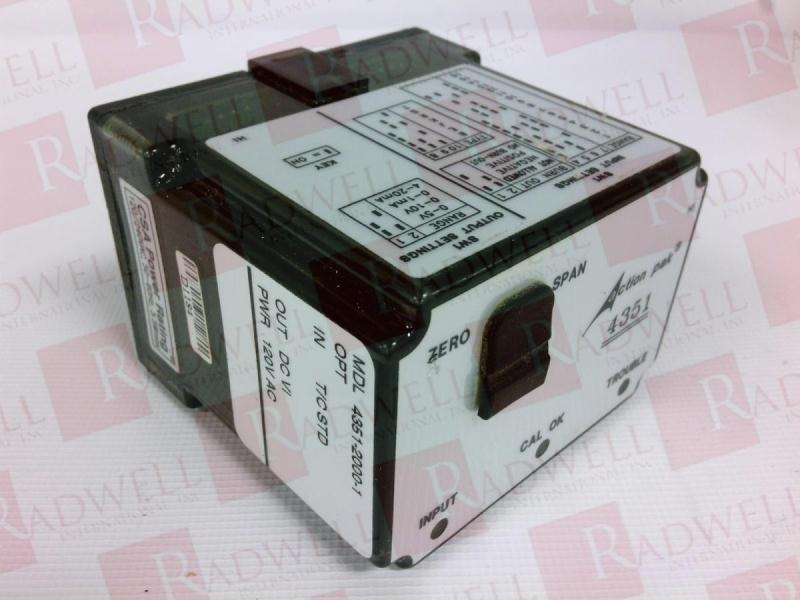 ACTION PAK AP4351-2000-1