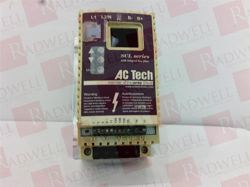 AC TECHNOLOGY SL205S