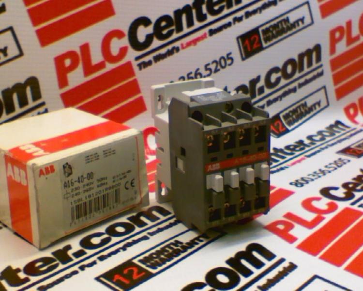 ABB A16-40-00-230-240V50HZ/240-260V60HZ