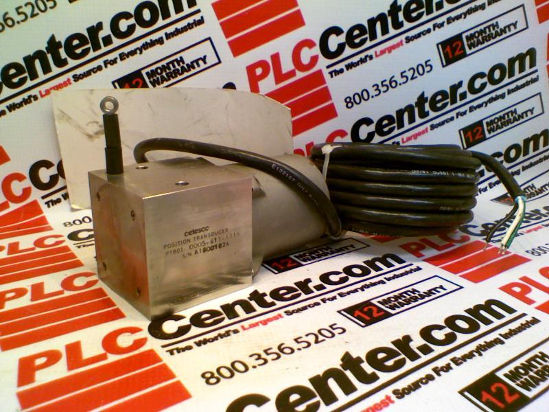 CELESCO PT801-0005-611-1215