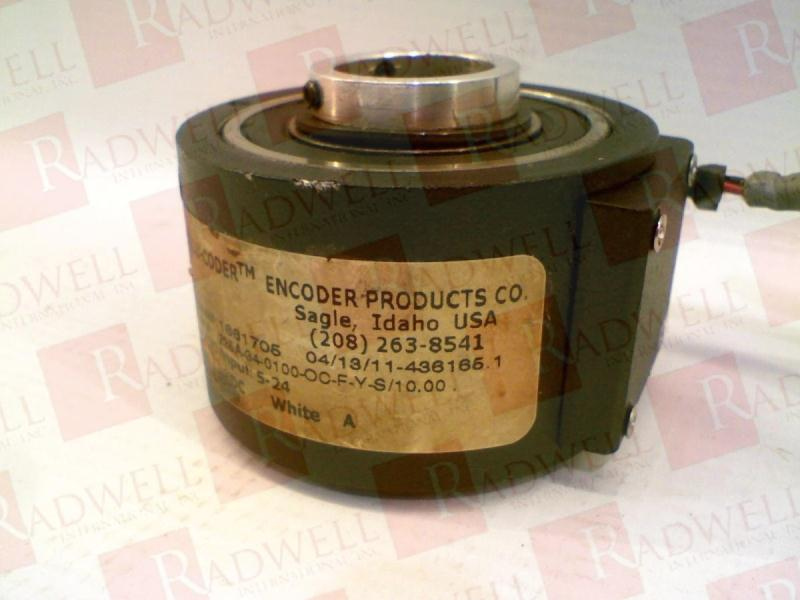ACCU CODER 225A-34-0100-OO-F-Y-S