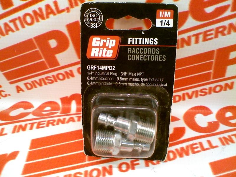 GRIP RITE GRF14MPD2