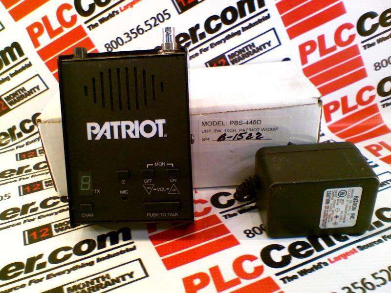 RITRON PBS-446D