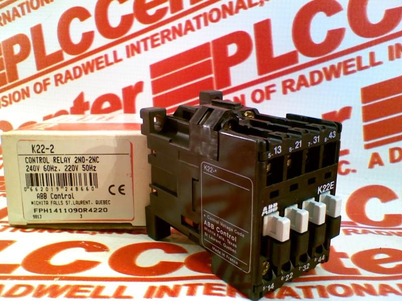 ABB K22-2-220V-50HZ/240V-60HZ