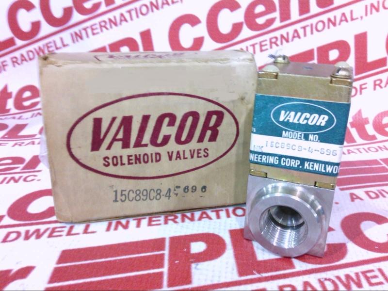 VALCOR 15C89C8-4