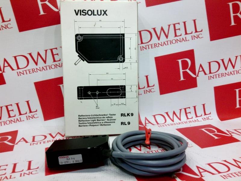 VISOLUX RLK9-6