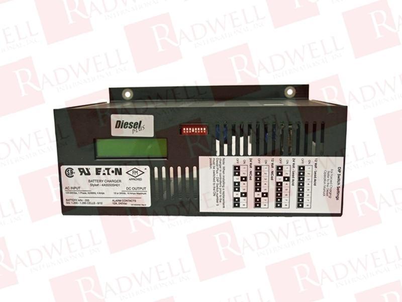 CUTLER HAMMER 4A55-505-H01