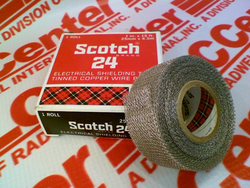 3M TAPE DIVISION SCOTCH-24
