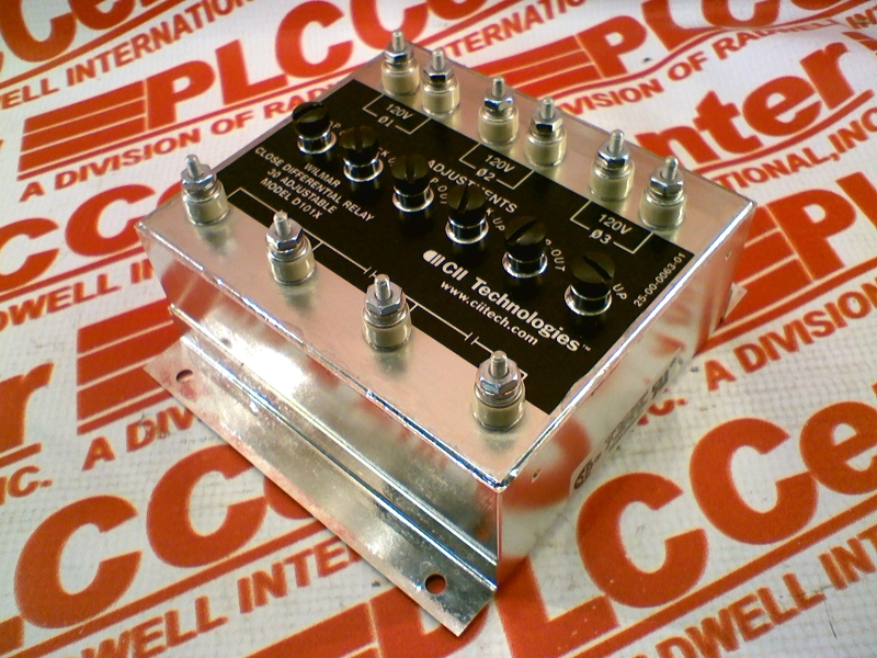 WILMAR ELECTRONICS D-101X