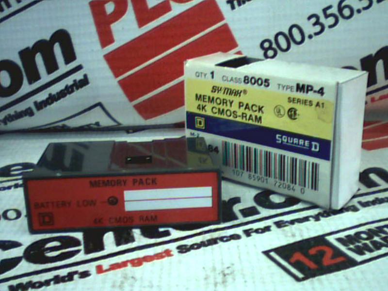 SYMAX 8005-MP-4