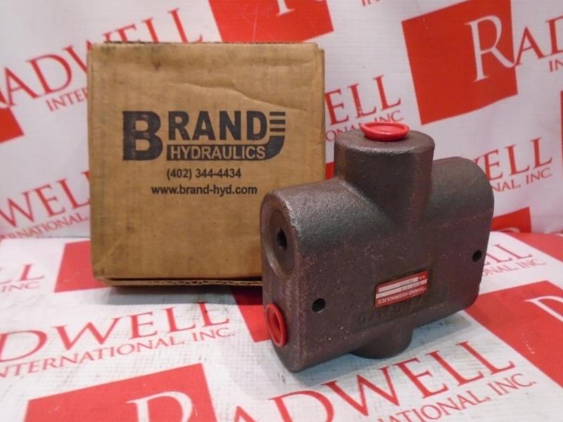 BRAND HYDRAULICS B100-3/8