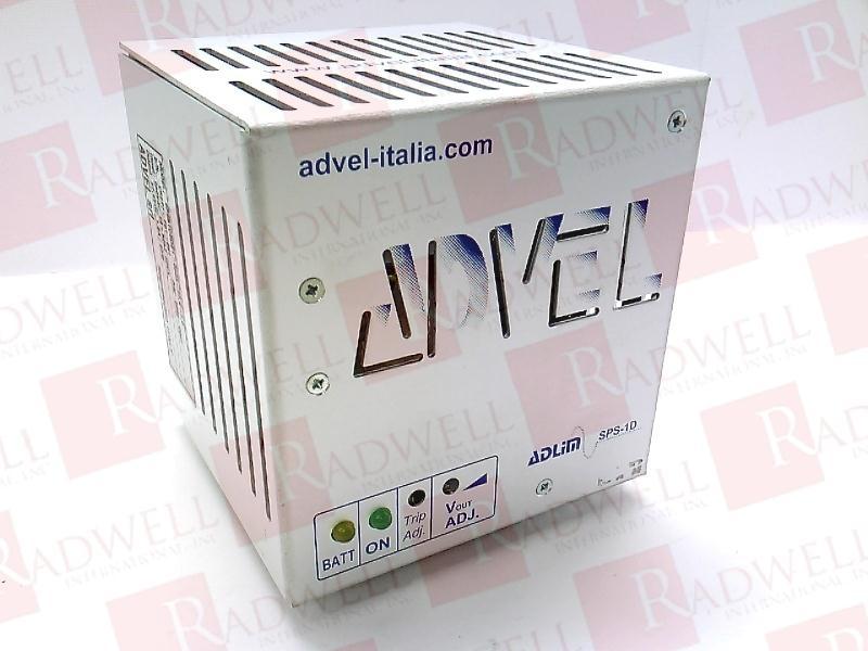 ADVEL SPS51CBDS1-230A-27.6-1.8