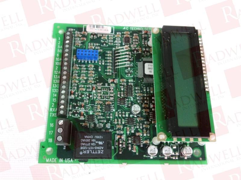 AC TECHNOLOGY 9019-001-D/E/A