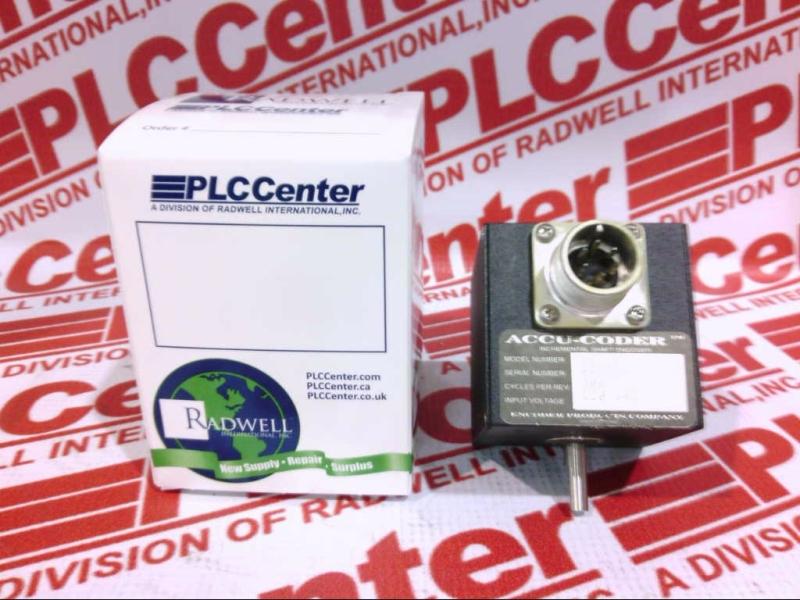 ACCU CODER 721-120VAC-0300-12-S-4-S-S-Y