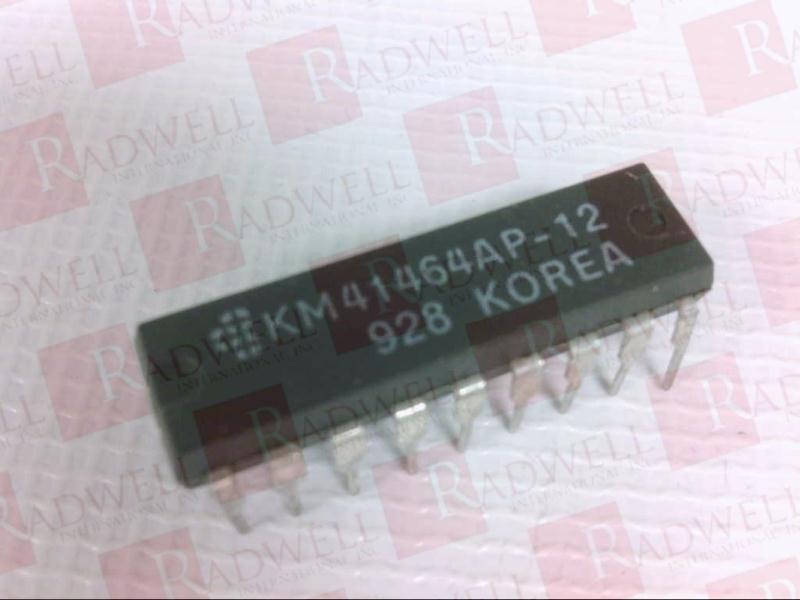 SEMCO RESISTORS KM41464AP12