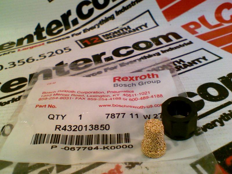 BOSCH REXROTH R432013850