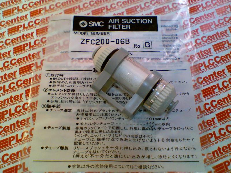 SMC ZFC200-06B