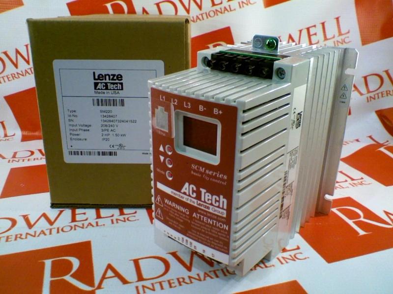 AC TECHNOLOGY SM220