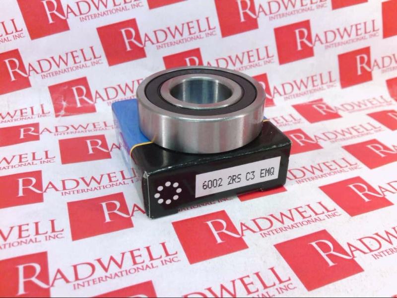 AXIS BEARING 6002-2RSC3-EMQ