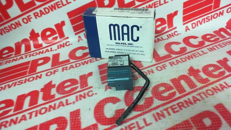 MAC VALVES INC TM-DAAP-1DA