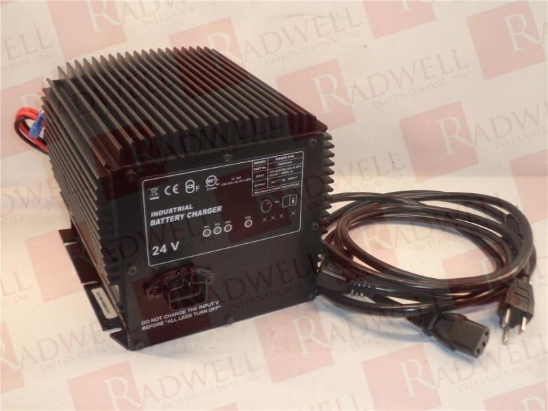 Hb600 24b Charger Troubleshooting - More info