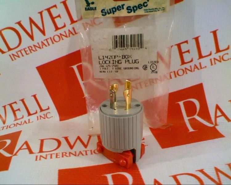 EAGLE ELECTRIC L1420P