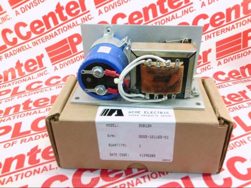 ACME ELECTRIC 0005-101165-01