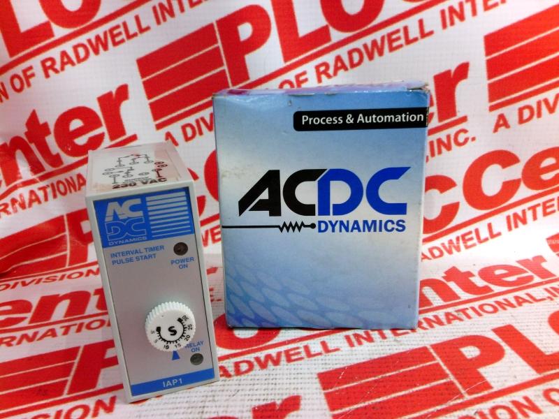 ACDC DYNAMICS IAP1