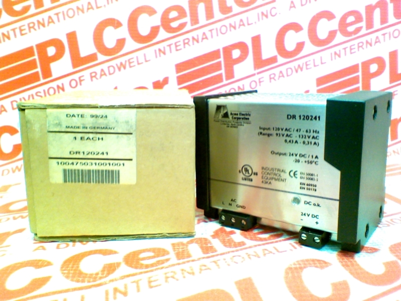 ACME ELECTRIC DR120241