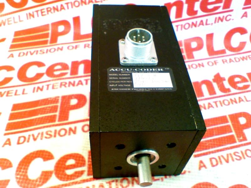 ACCU CODER 717-2540-1-N-S-HD1-6-S-S-N