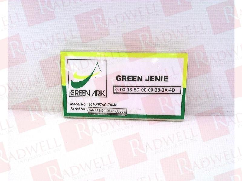 GREEN ARK ENERSOL 801-RETAG-TAMP