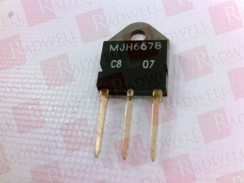 AMERICAN MICROSEMICONDUCTOR MJH6678