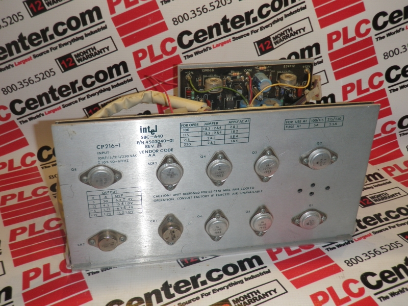 POWER ONE CP216