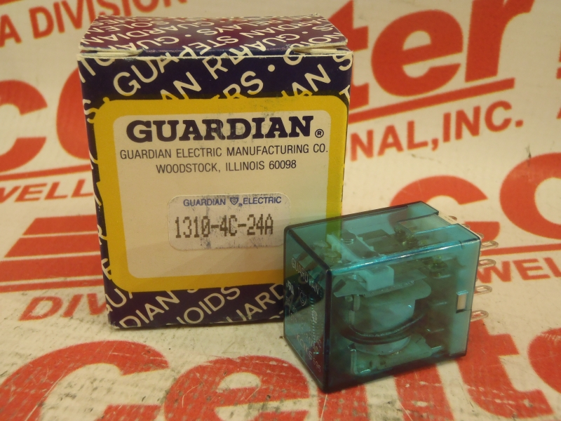 GUARDIAN ELECTRIC CO 1310-4C-24A
