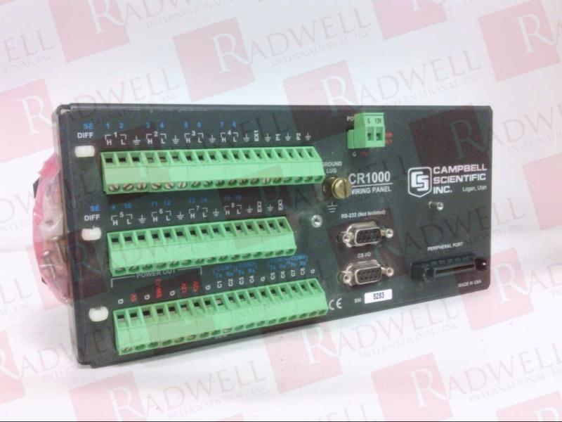 CAMPBELL SCIENTIFIC INC CR1000