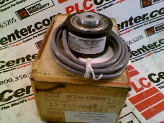 ACCU CODER 225A-02-0100-PU-N-N-S