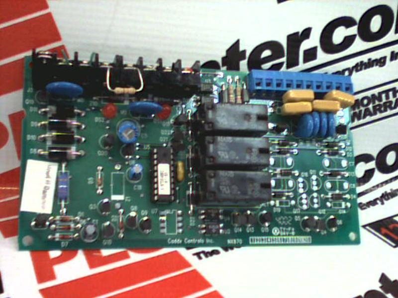 CADDX CONTROLS INC NX870