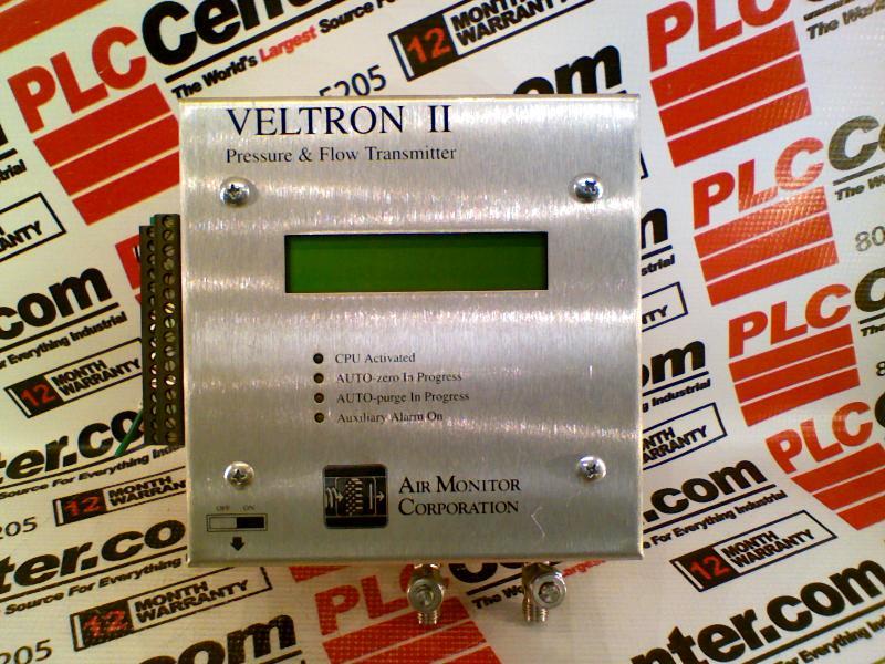 AIR MONITOR CORP VELTRON-II-7000