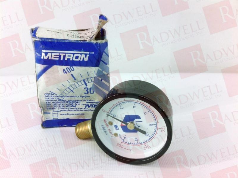 METRON INSTRUMENTS 51331-G/14-4