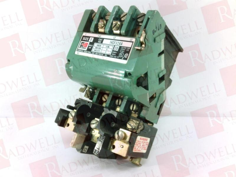 FURNAS ELECTRIC CO 14CF32AA