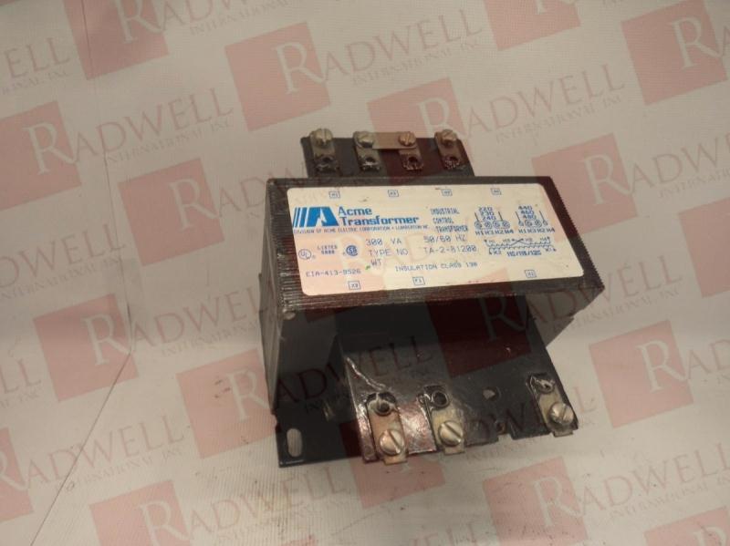ACME ELECTRIC TA-2-81200