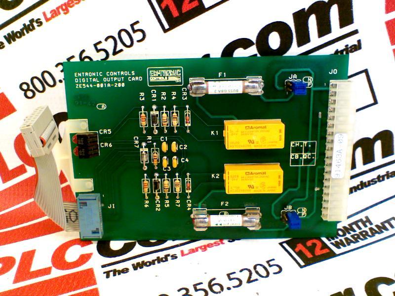 ENTRONIC ZE544-001A-200