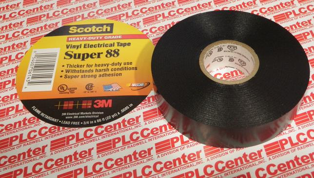 3M TAPE DIVISION 88-SUPER-34X66FT