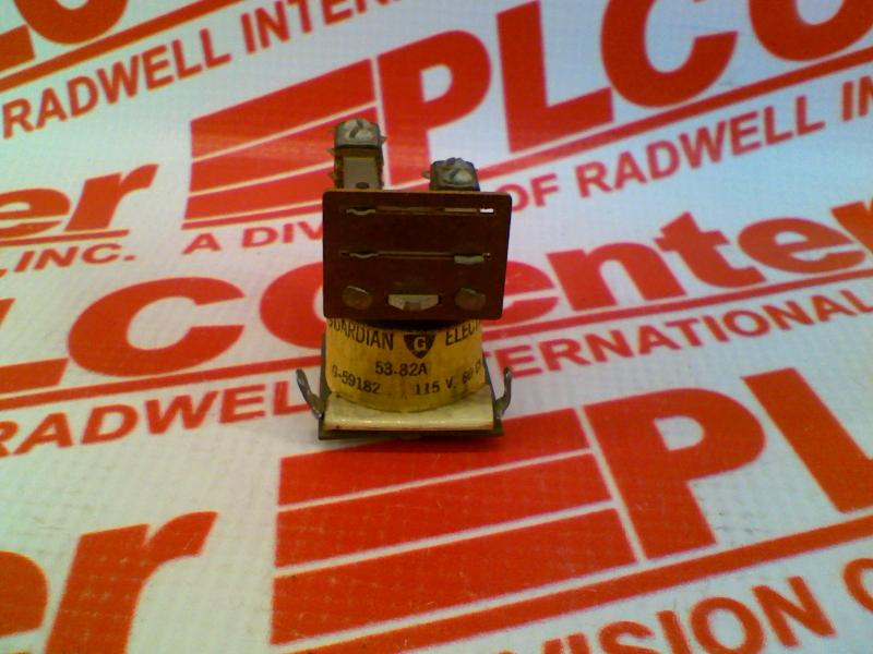 GUARDIAN ELECTRIC CO 53-82A