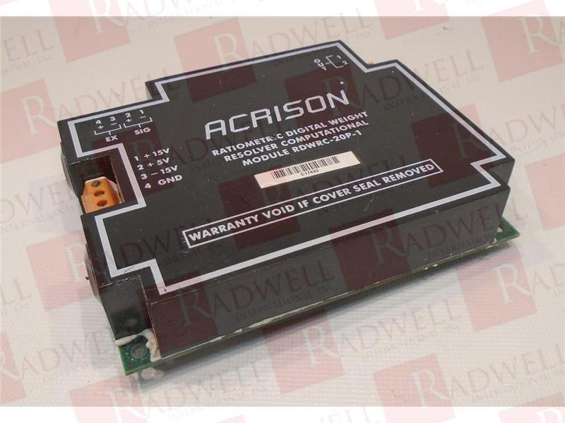 ACRISON RDWRC-20P-1