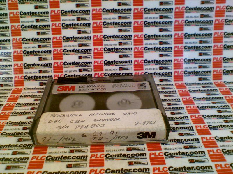 3M TAPE DIVISION DC-100A-MINI