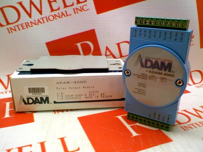 ADAM ADVANTECH ADAM-4060-B