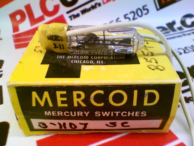 MERCOID 3-1107-SC