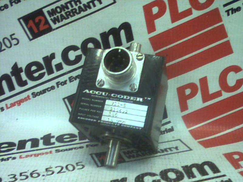ACCU CODER 711-0180-S-S 6-D-S-N